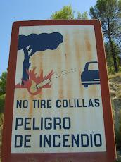 VOLUNTARIOS Caminos herradura  ALCOY