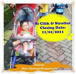Contest Si Cilik & Stroller