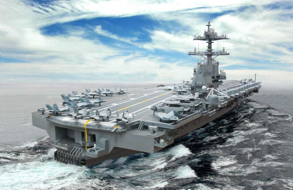 naval photos uss gerald r ford cvn 78. Cars Review. Best American Auto & Cars Review