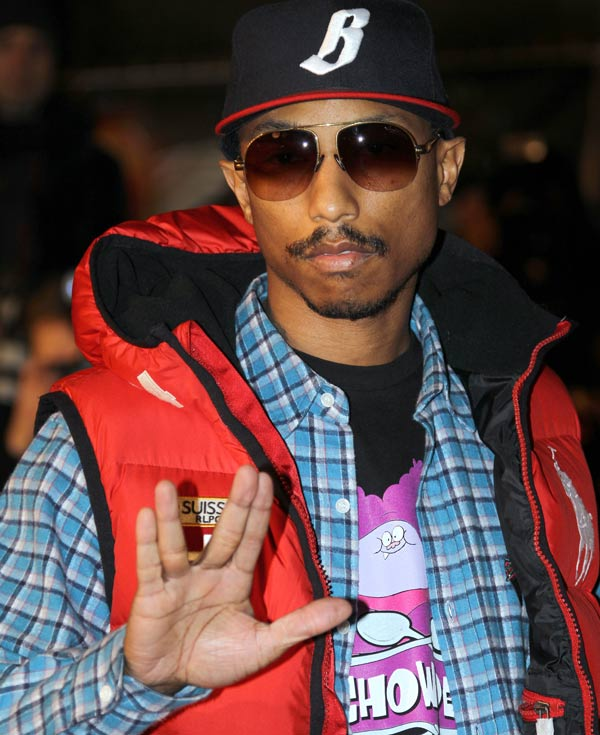 Star Trak EntertainmentRob Walker Pharrell