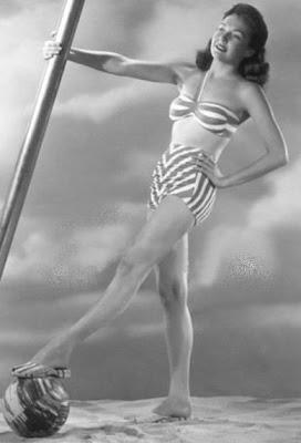 sailor bikini