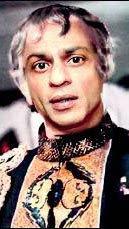 shah rukh khan as mogambo in Mr India 2