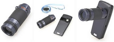telephoto lences for mobile