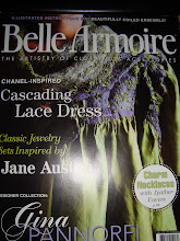 Belle Armoire... Verbena Sacred Treasures featured...latest issue...