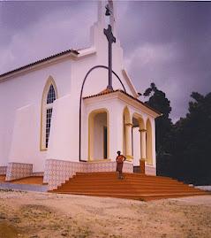 Capela da roça Rio do Ouro