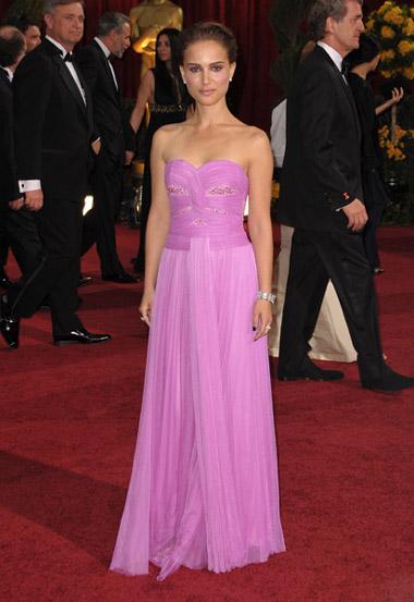 Natalie Portman wearing Rodarte
