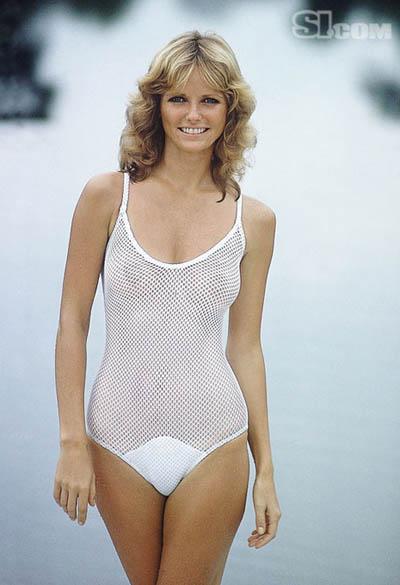 cheryl tiegs swimsuit. Cheryl Tiegs