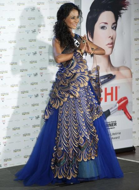 Ushoshi Sengupta (Miss India)
