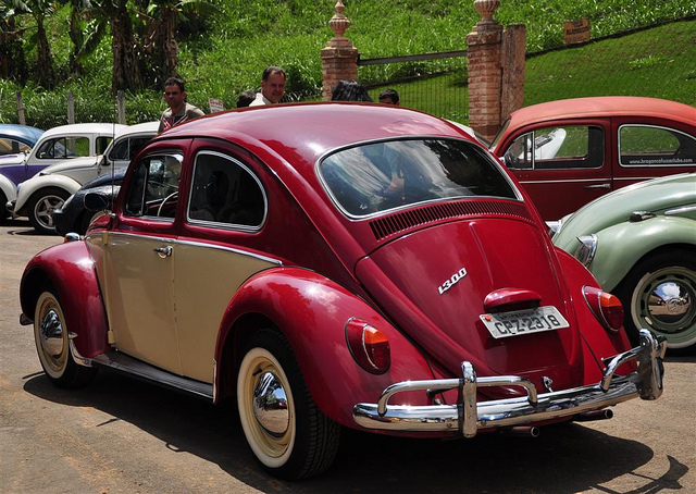 Your Daily Car Fix Two Tone Beetle