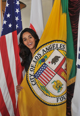 Mallika Sherawat - LA's Honorary Citizen