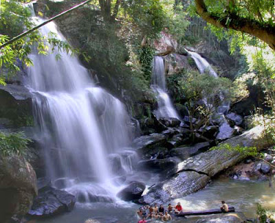 Chattrakan Waterfall