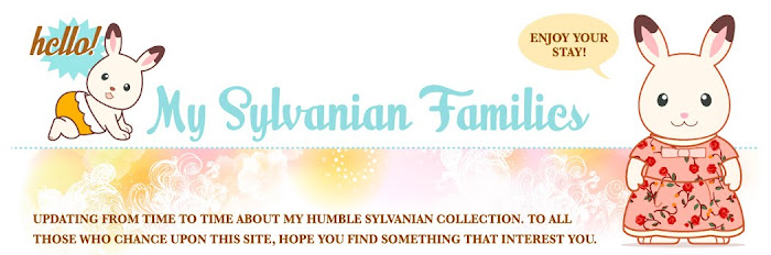 Sylvanian Families Collection