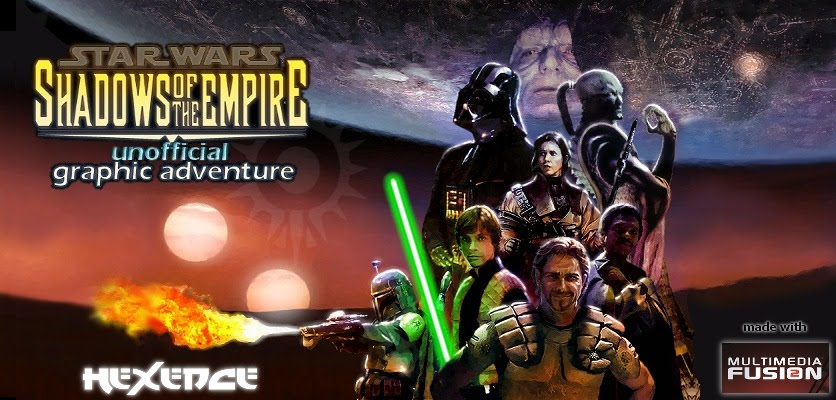 Star Wars: Shadows of the Empire Graphic Adventure