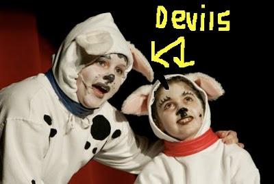101+dalmatians 101 Damnations