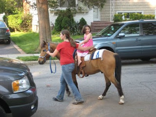 Did Your Horse Just Sh*t On My Lawn?