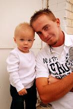 Jaxston & Daddy