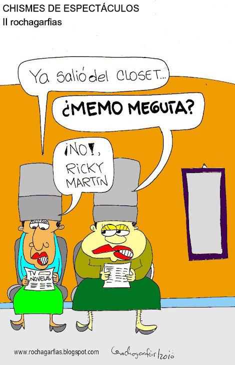 El Ricki Martin Nogalense