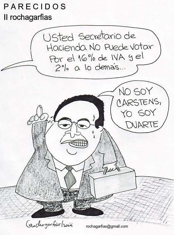 Javier Duarte Carstens