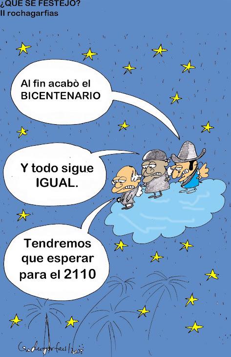 Bicentenario ¿què festejar?