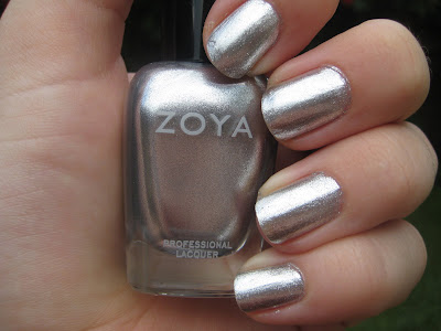 Hello ladies  so sorry to have abondoned you these last few days  I ve    Zoya Trixie