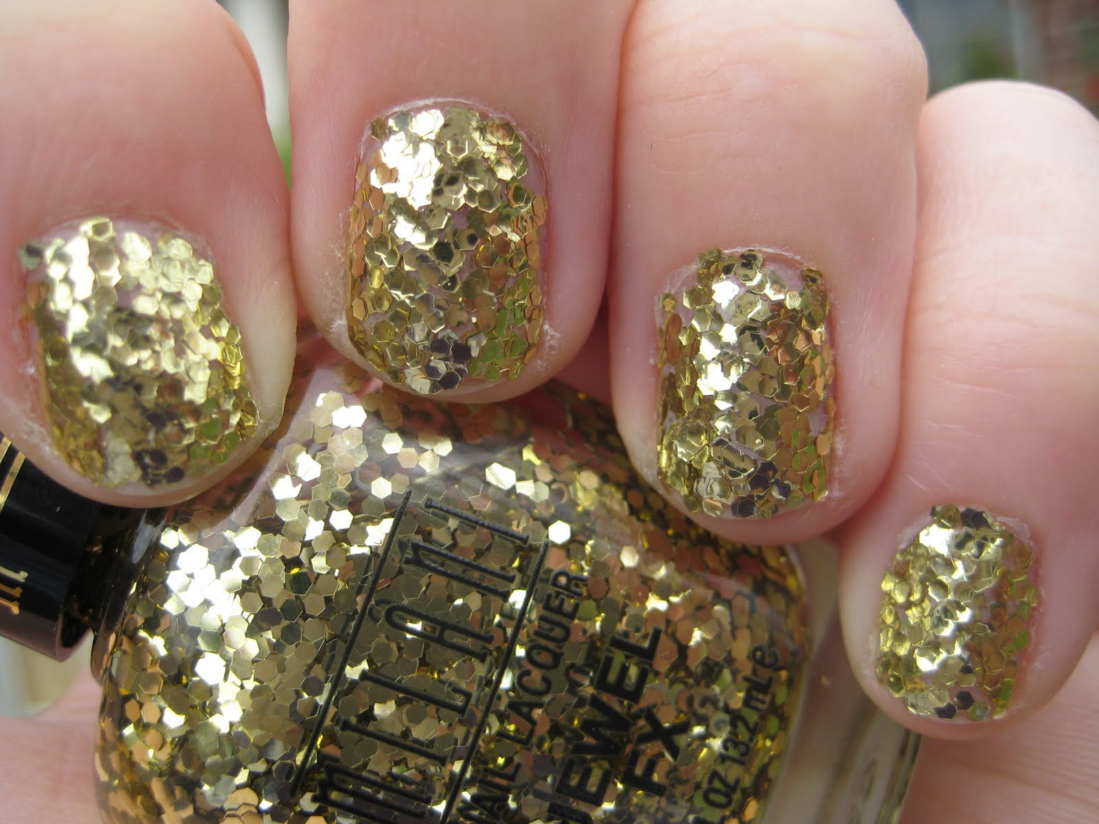 The Great Lacquer Hunt: Milani Jewel FX Gold