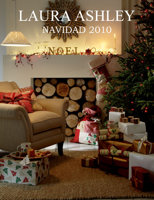 Laura ashley christmas catalogue desde my ventana blog - Catalogo laura ashley ...
