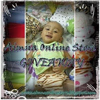 Aimna Online Store Giveaway