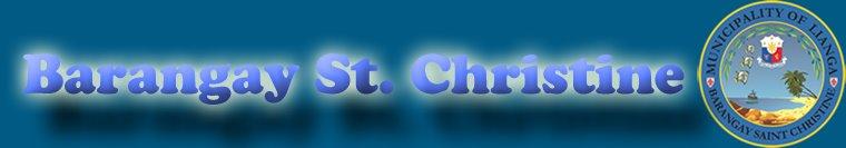 Barangay Saint Christine