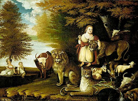 Picture Study: Peaceable Kingdom