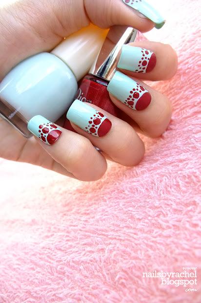 nails rachel year