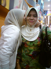 wif my mom.......