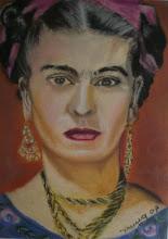 Frida Kahlo  inmortalizada en pasteles...