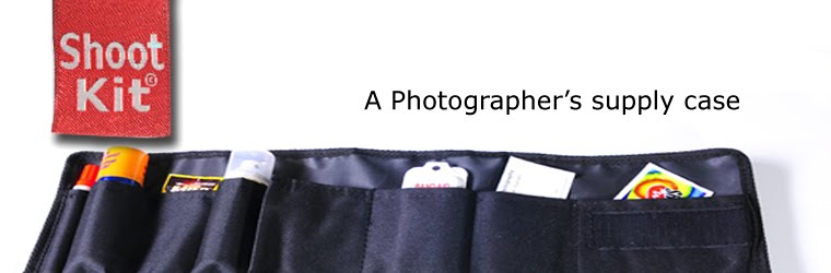 Shoot Kit-Organize your Camera Bag