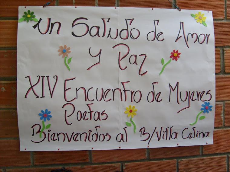 Casas de poesía, Cereté 2007
