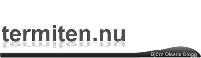 Termiten.nu - Björn Olsen Blogg