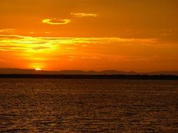 Raya de fuego, límites del cuerpo, horizonte...