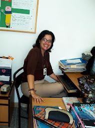 profesora Lisbeth Villarroel