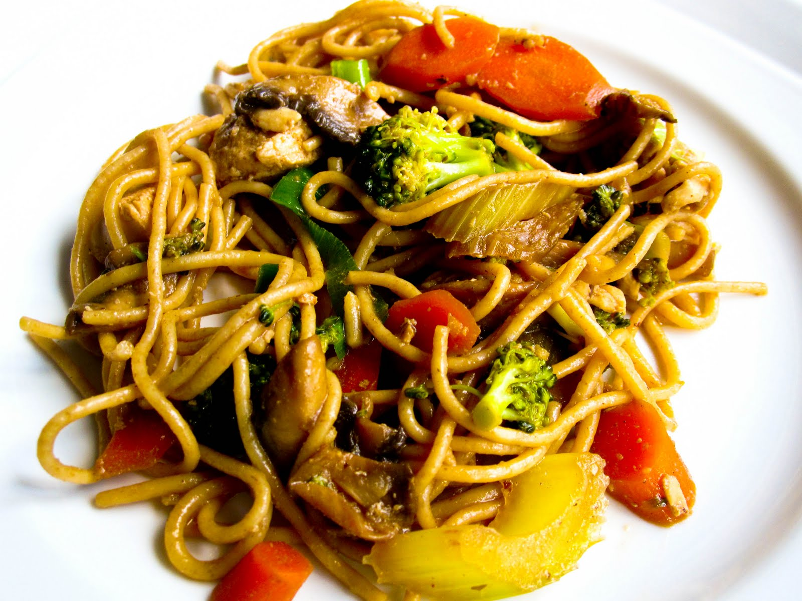 how to make chinese stir fry noodles