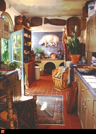 Home interior design style guide mexican folk art for Interior design styles guide
