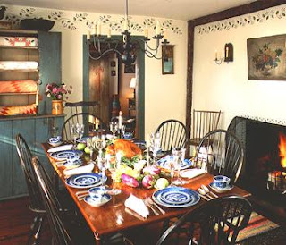 Home interior design style guide early american farmhouse for Early american decorating style