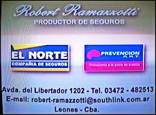 ROBERT RAMAZZOTTI - PRODUCTOR DE SEGUROS