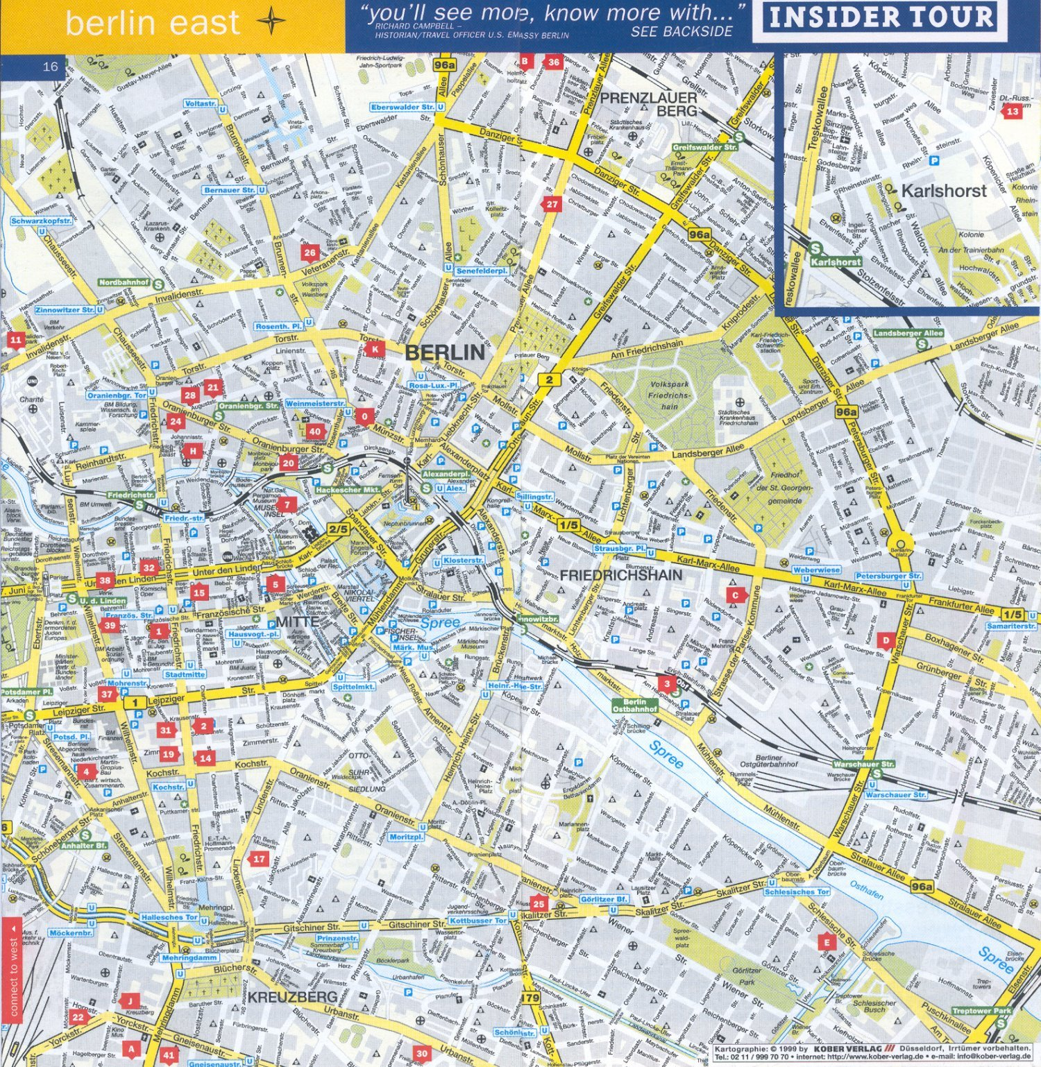 Plano de Berlín Este
