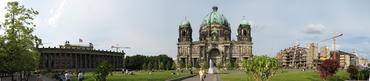 Berliner Dom  - la catedral de Berlín -