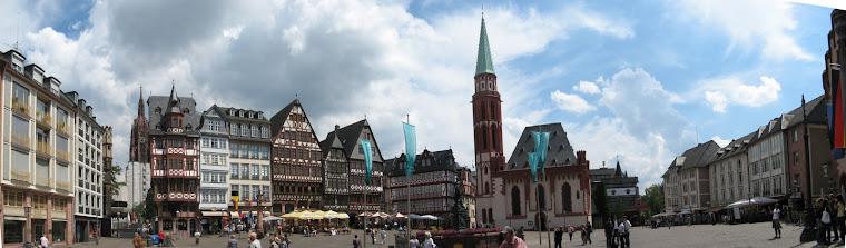 Bonito entorno en Frankfurt am Main
