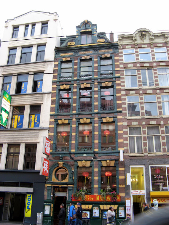 Bonitas casas de Amsterdam