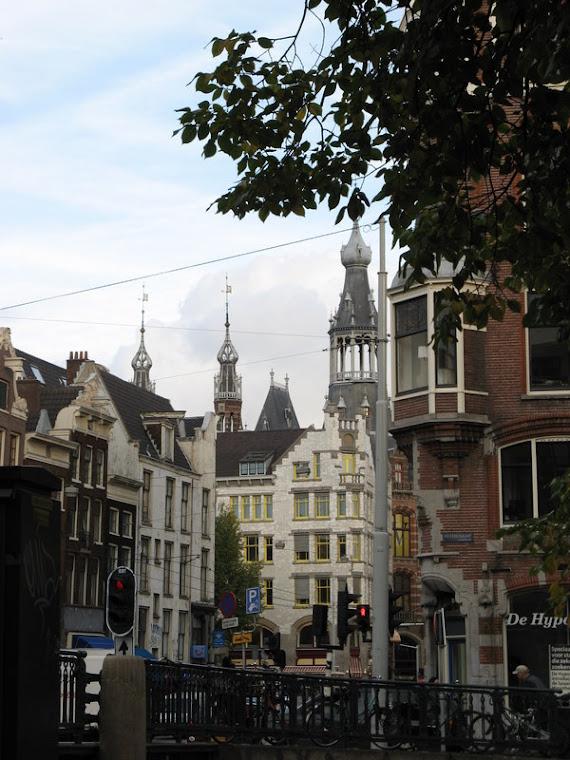 Amsterdam paisaje urbano
