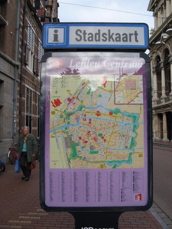 Plano de Leiden