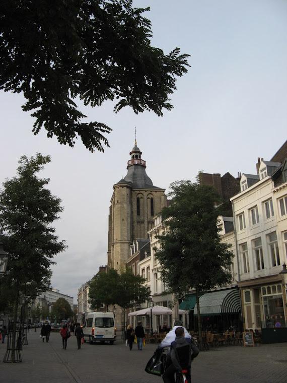 Iglesia  Maastricht