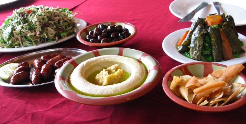 cucina libanese - Cucina Libanese Milano