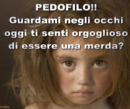 Pedofili... alla larga!!
